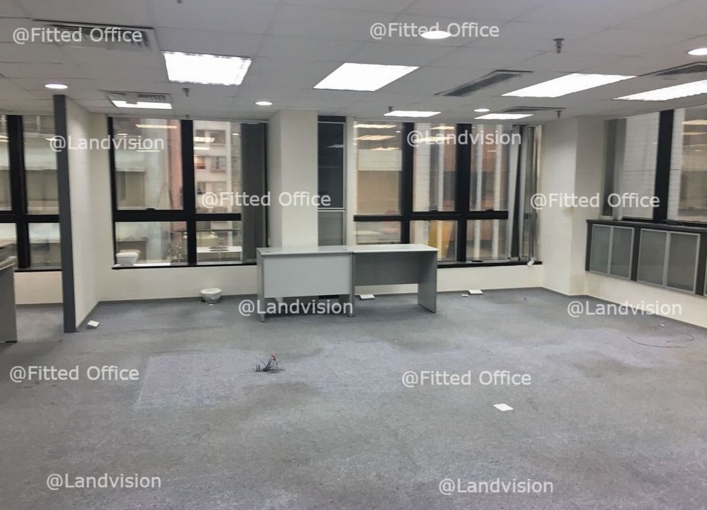 Fitted Office In Hong Kong At Wing Kwok Centre 榮國中心
